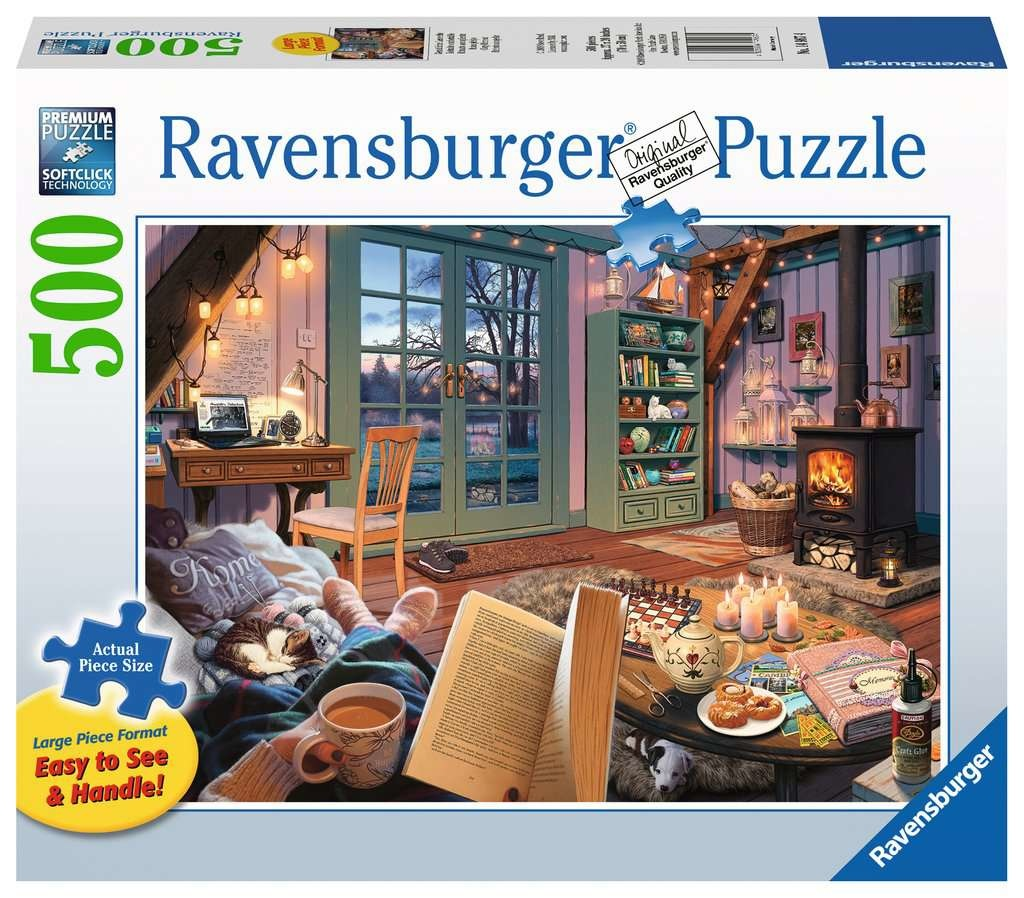 Ravensburger RV500(L) COZY RETREAT