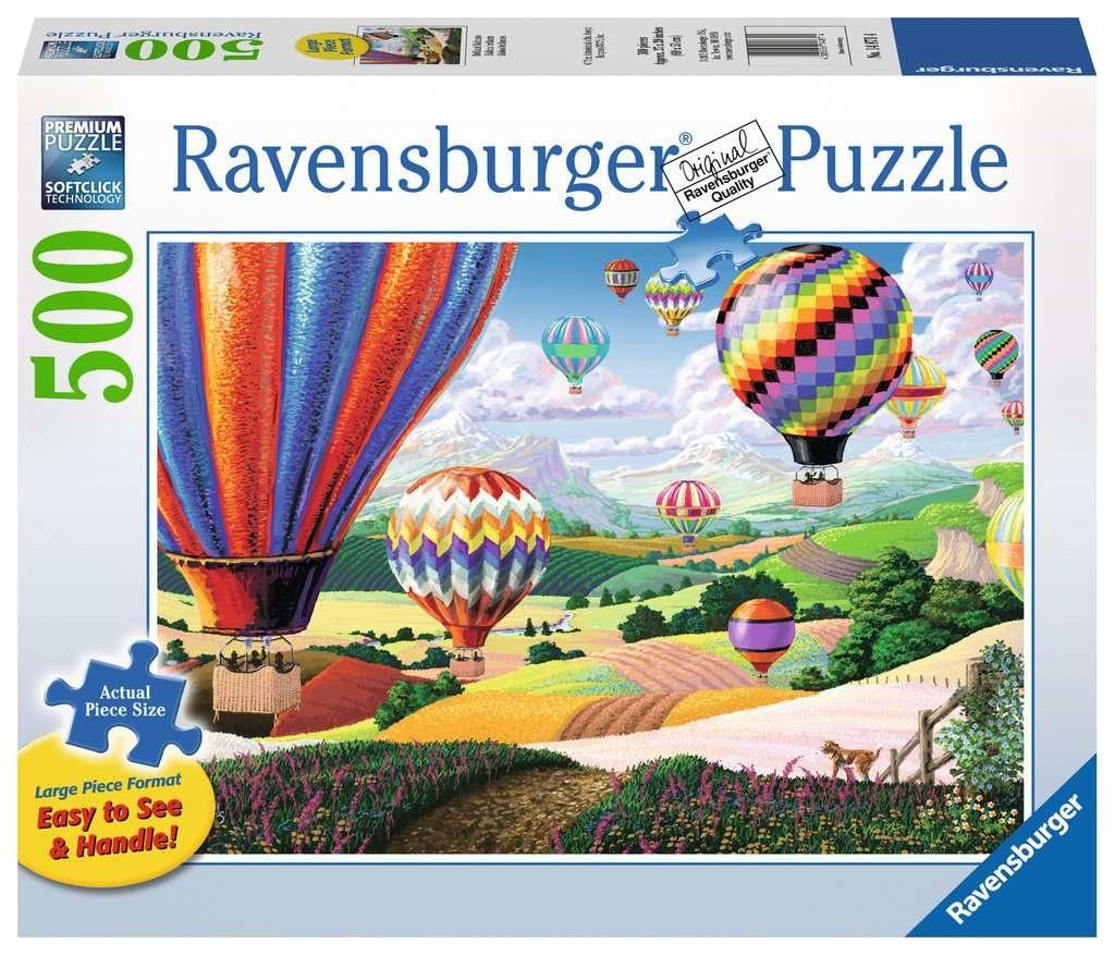 Ravensburger RV500(L) BRILLIANT BALLOONS