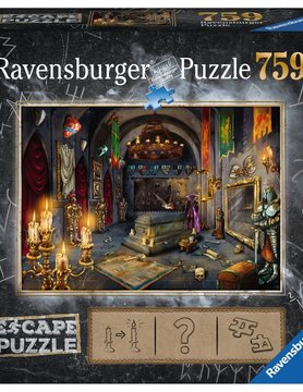 Ravensburger RV750(ESCAPE) VAMPIRE CASTLE