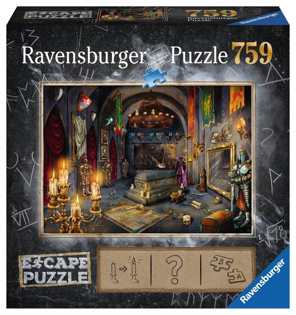 Ravensburger RV750(ESCAPE) VAMPIRE CASTLE