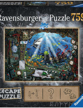 Ravensburger RVESC SUBMARINE