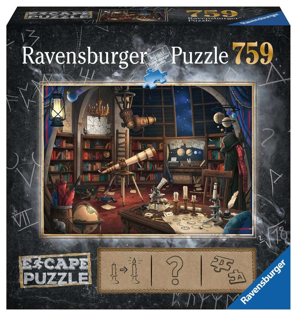 Ravensburger RV750(ESCAPE) SPACE OBSERVATORY