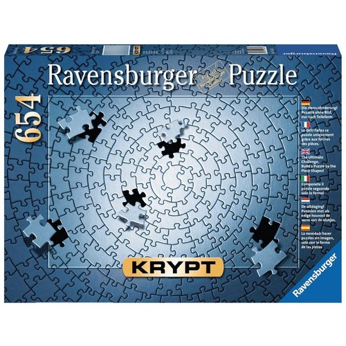 Ravensburger RV650 KRYPT SILVER