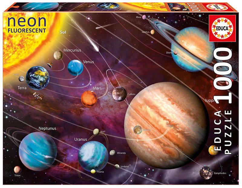 JOHN HANSEN COMPANY ED1000 SOLAR SYSTEM (GLOW)