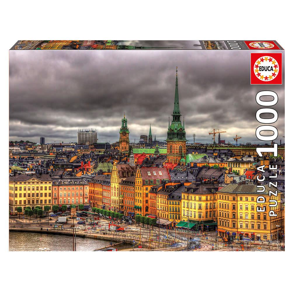 JOHN HANSEN COMPANY ED1000 VIEWS OF STOCKHOLM