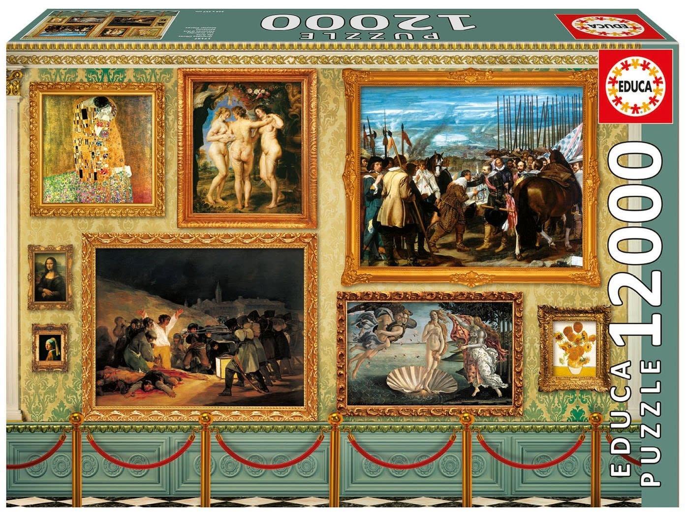 JOHN HANSEN COMPANY ED12000 MUSEUM MASTER PIECES