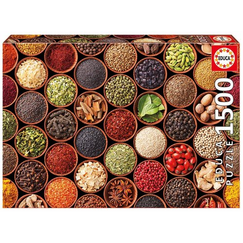 Educa ED1500 HERBS AND SPICES