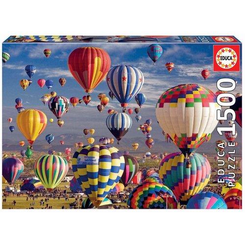 Educa ED1500 HOT AIR BALLOONS