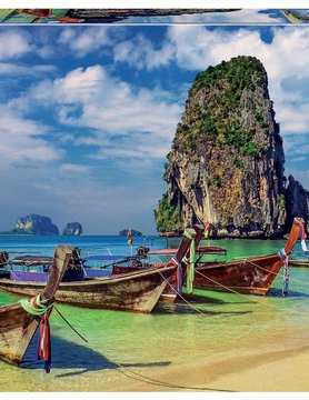 JOHN HANSEN COMPANY ED2000 KRABI THAILAND
