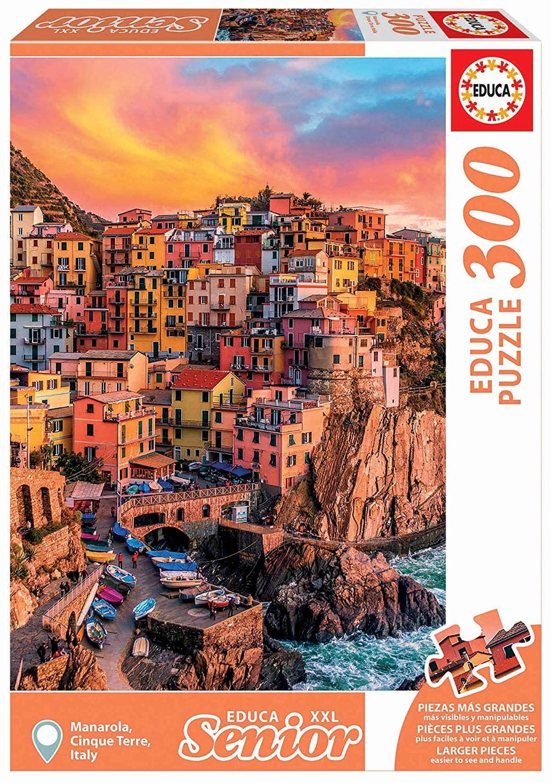 JOHN HANSEN COMPANY ED300(XL) MANAROLA CINQUE TERRE ITALY