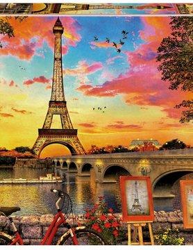 JOHN HANSEN COMPANY ED3000 SUNSET IN PARIS