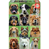 ED500 DOGS COLLAGE
