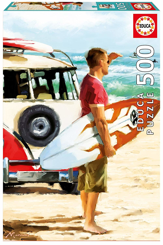 JOHN HANSEN COMPANY ED500 SURFER