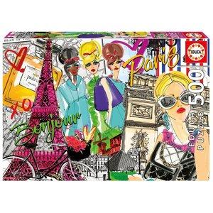Educa ED500 TAKE ME TO PARIS