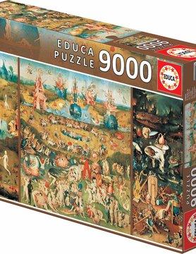 JOHN HANSEN COMPANY ED9000 EARTHLY DELIGHTS