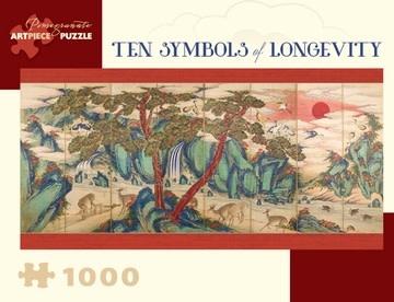POMEGRANATE PM1000 10 SYMBOLS OF LONGEVITY