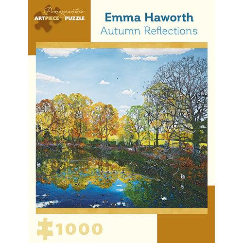 POMEGRANATE PM1000 HAWORTH AUTUMN REFLECTIONS