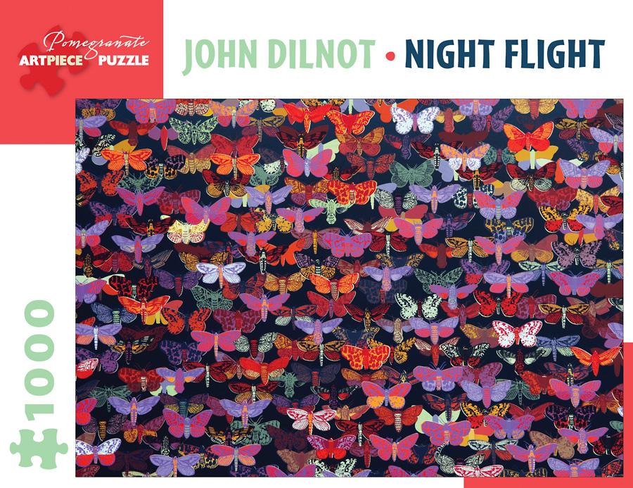 POMEGRANATE PM1000 DILNOT NIGHT FLIGHT