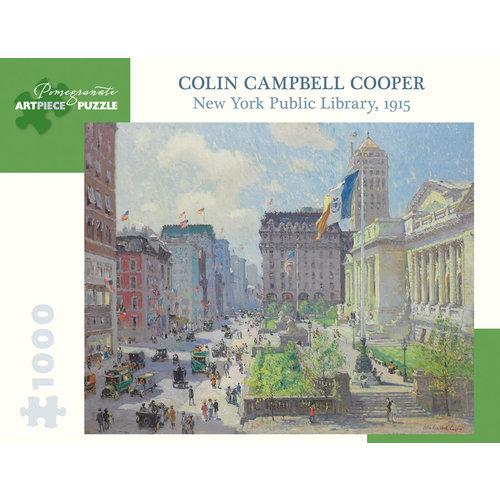 POMEGRANATE PM1000 COOPER - NEW YORK PUBLIC LIBRARY
