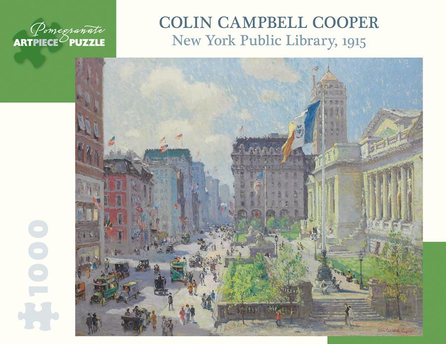 POMEGRANATE PM1000 COOPER NY PUBLIC LIBRAR