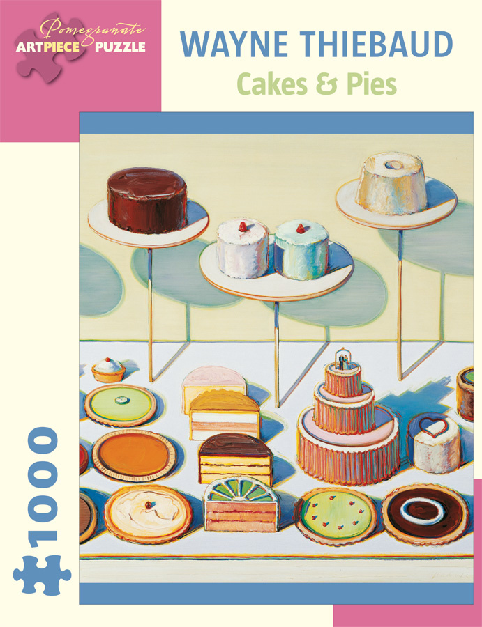 POMEGRANATE PM1000 CAKES & PIES