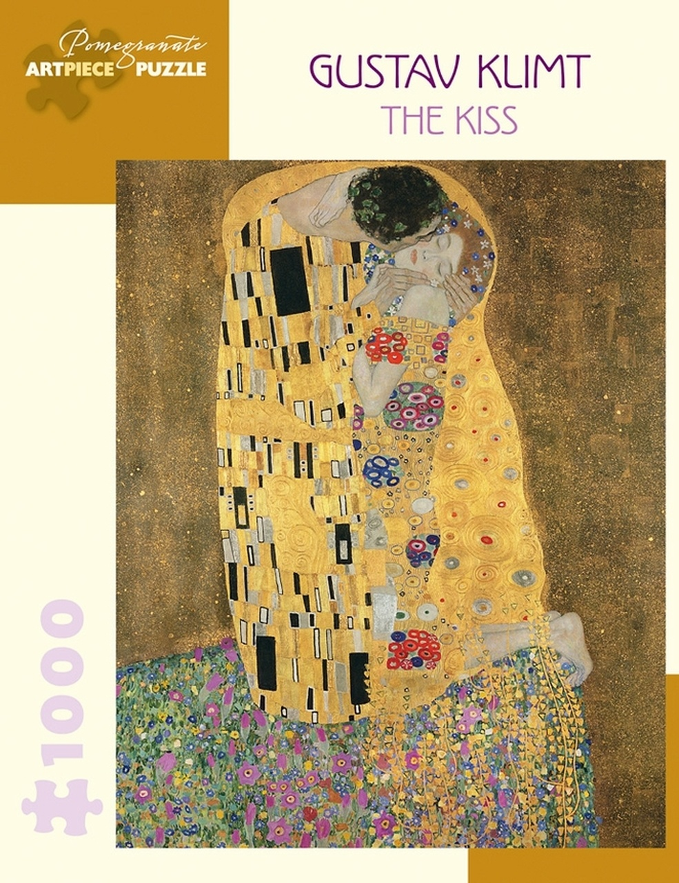 POMEGRANATE PM1000 KLIMT THE KISS