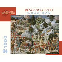 PM1000 GOZZOLI - JOURNEY OF THE MAGI