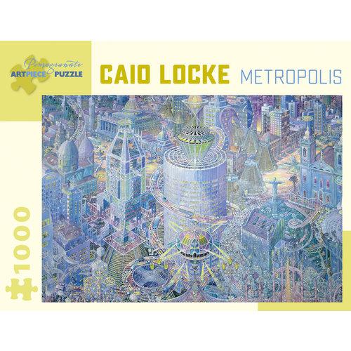 POMEGRANATE PM1000 LOCKE - METROPOLIS