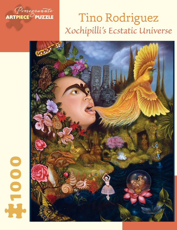 POMEGRANATE PM1000 RODRIGUEZ XOCHIPILLI'S ECSTATIC UNIVERSE