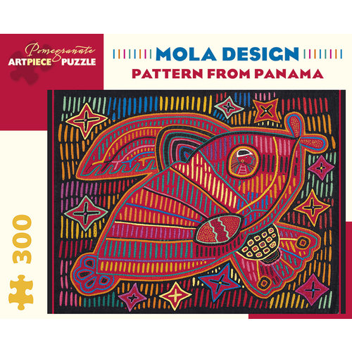 POMEGRANATE PM300 MOLA - DESIGN PATTERN FROM PANAMA