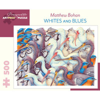 PM500 BOHAN - WHITES AND BLUES