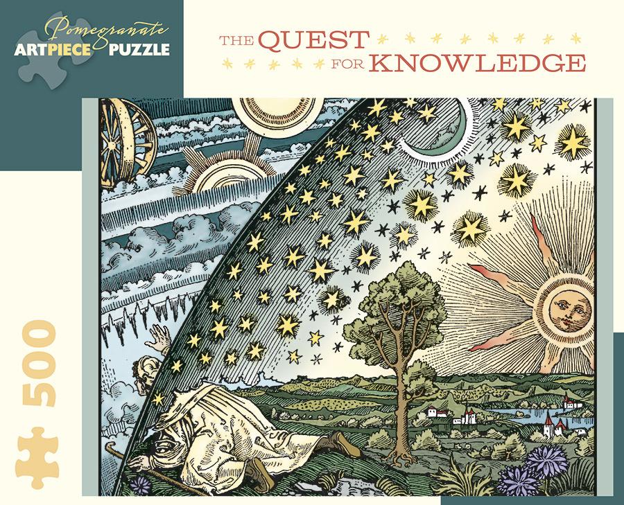 POMEGRANATE PM500 QUEST FOR KNOWLEDGE