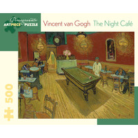 PM500 VAN GOGH - THE NIGHT CAFE