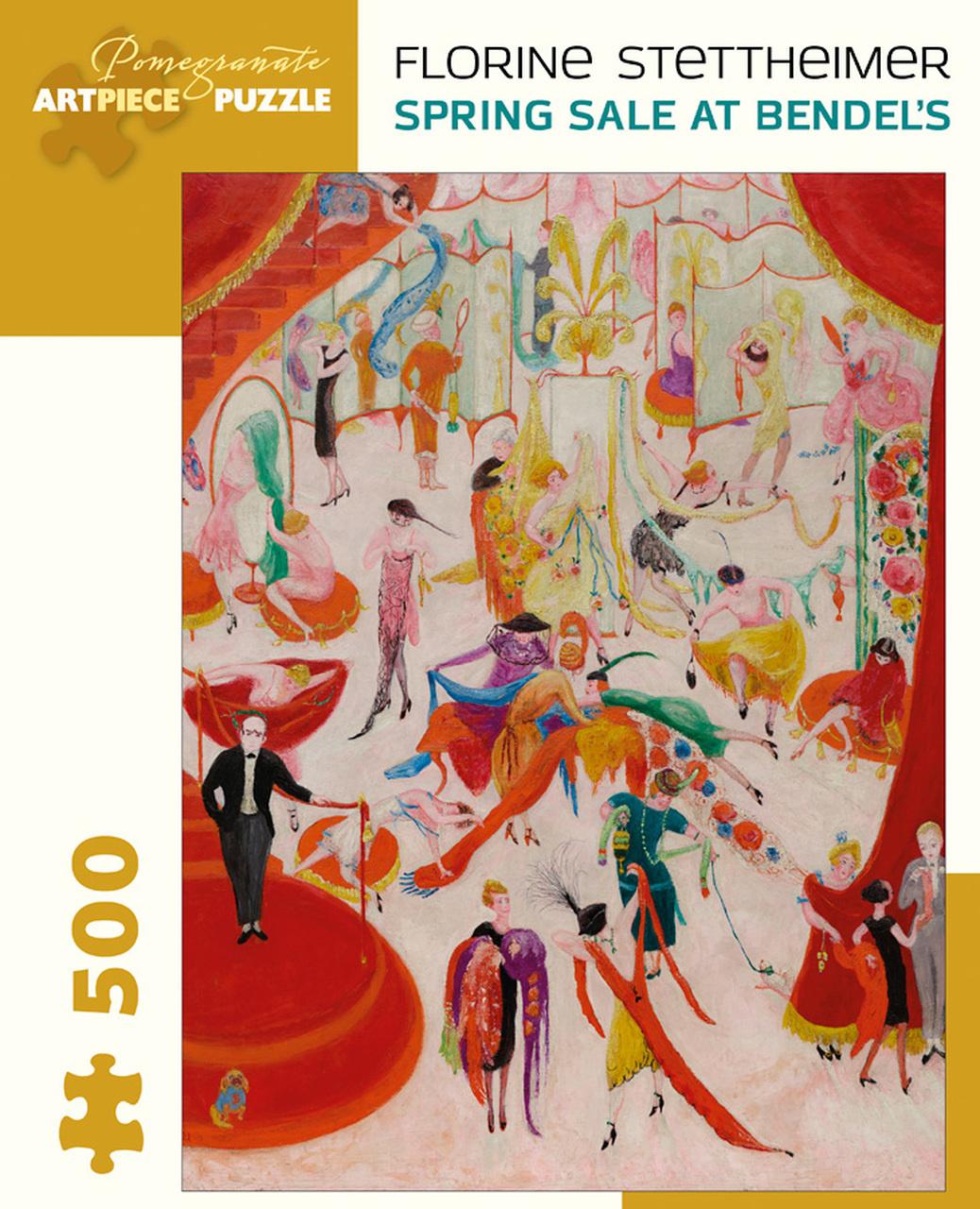POMEGRANATE PM500 SPRING SALE AT BENDEL'S