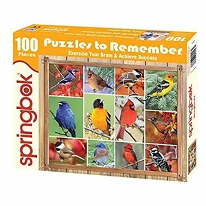 Springbok SB100 SONGBIRDS