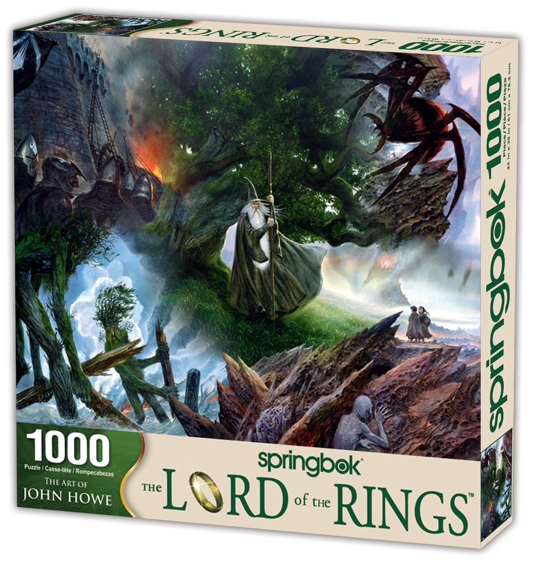 ALLIED PRODUCTS SB1000 HOWE LORD OF THE RINGS