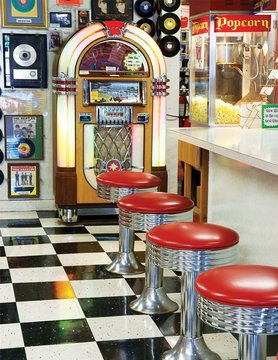 ALLIED PRODUCTS SB36 THE MALT SHOP