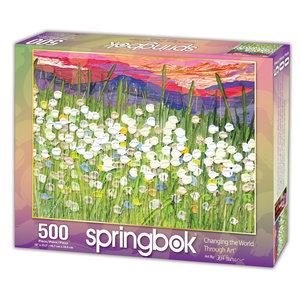 Springbok SB500 HANSON PICNIC IN ASPEN