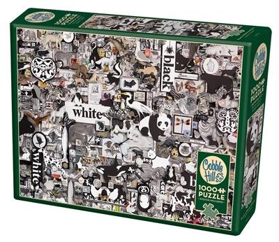OUTSET MEDIA CH1000 BLACK & WHITE: ANIMALS