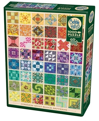 OUTSET MEDIA CH1000 COMMON QUILT BLOCK