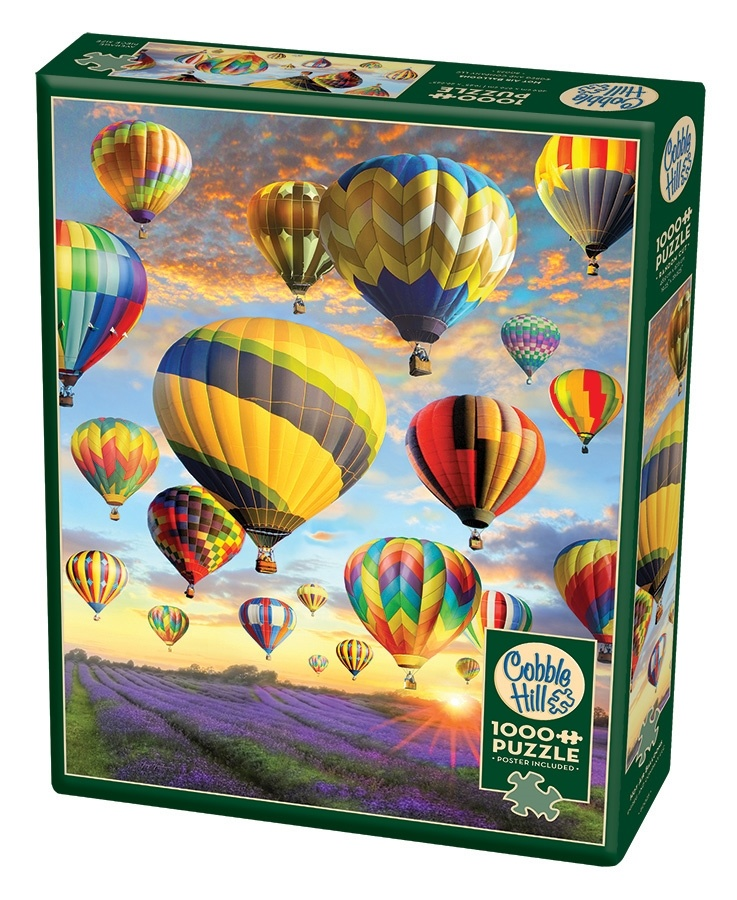 OUTSET MEDIA CH1000 HOT AIR BALLOONS