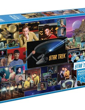 OUTSET MEDIA CH1000 STAR TREK ORIG SERIES