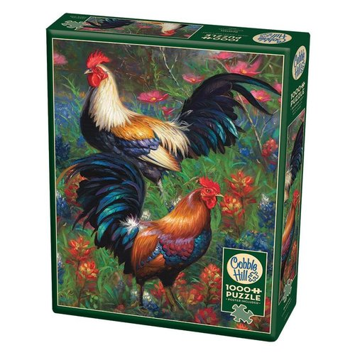 Cobble Hill CH1000 ROOSTERS