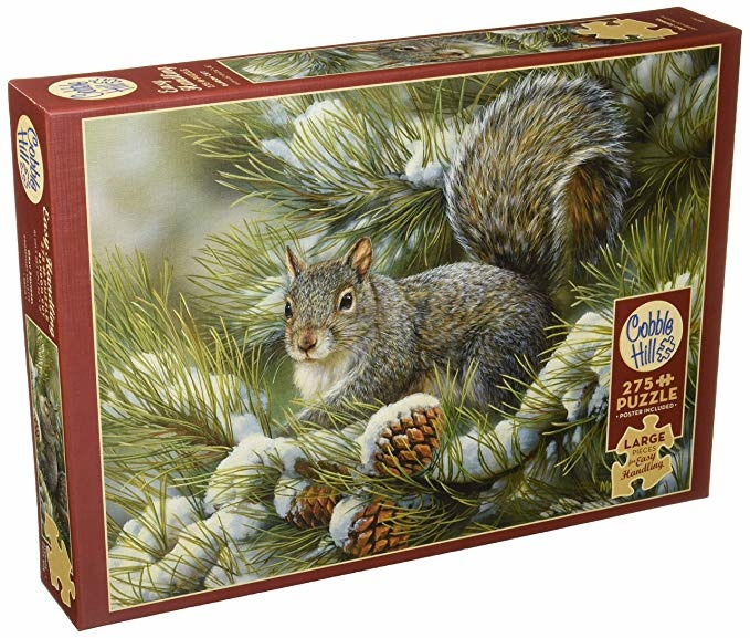 OUTSET MEDIA CH275 GRAY SQUIRREL