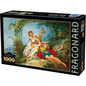 D-Toys DT1000 FRAGONARD - HAPPY LOVERS