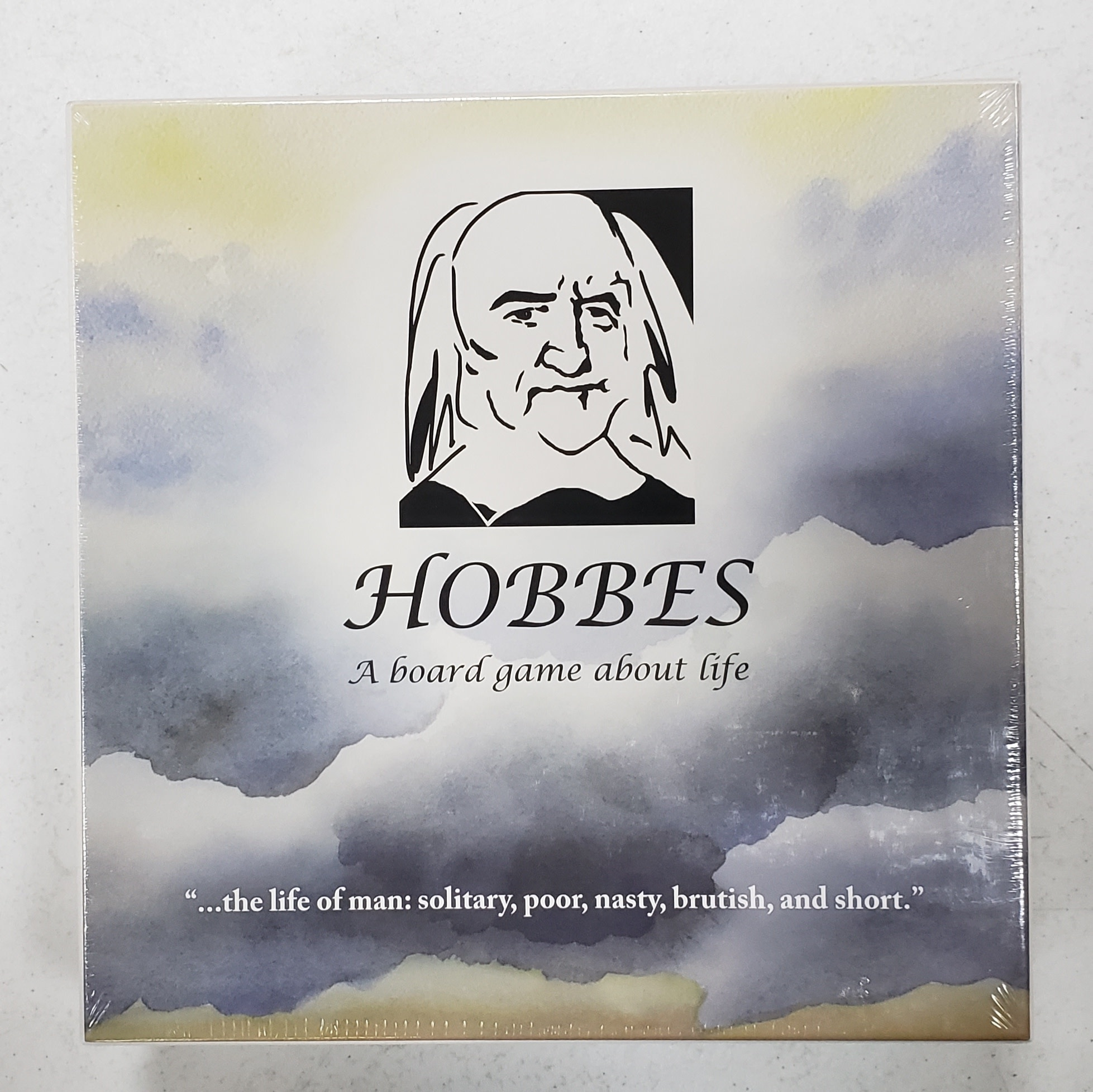 HOBBES: A BOARD GAME ABOUT LIFE