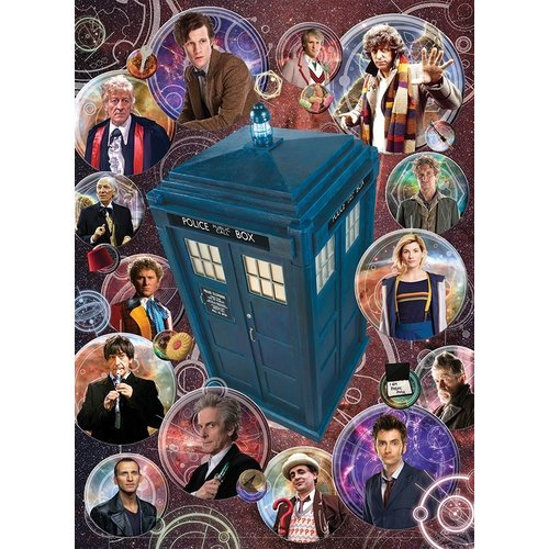 Cobble Hill CH1000 DOCTOR WHO: THE DOCTORS