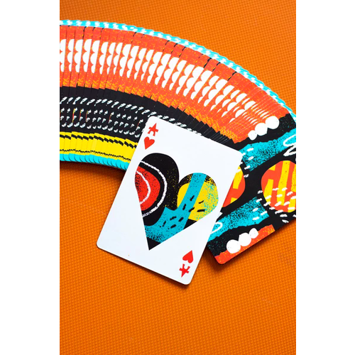 ART OF PLAY OFF THE WALL PLAYING CARDS