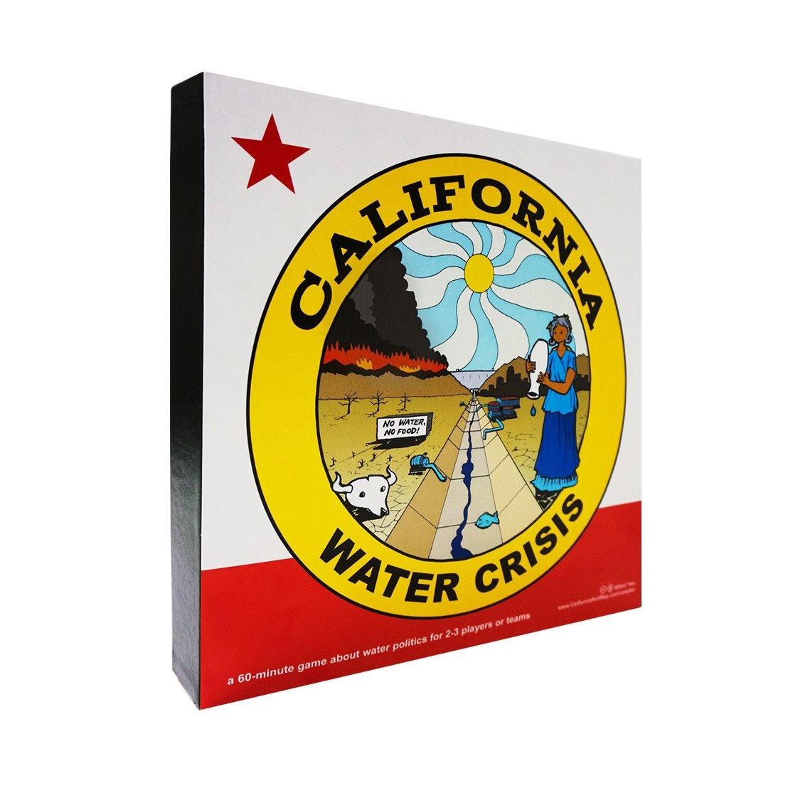 ALFRED TWU CALIFORNIA WATER CRISIS