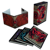 D&D 5E: CORE RULES GIFT SET- LIMITED EDITION